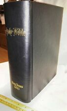 1611 King James Bible, 1st Edition - KJV, KJB + Apocrypha