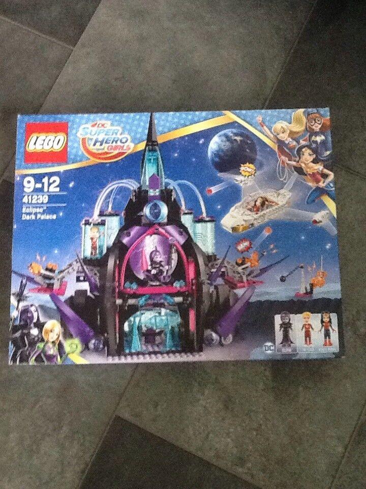 LEGO Super Hero Eclipso Dark Palace 41239