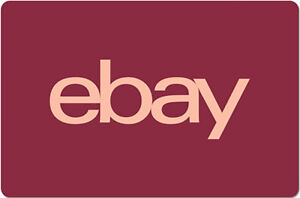 $15 eBay Gift Card - One card, so many options. Email delivery