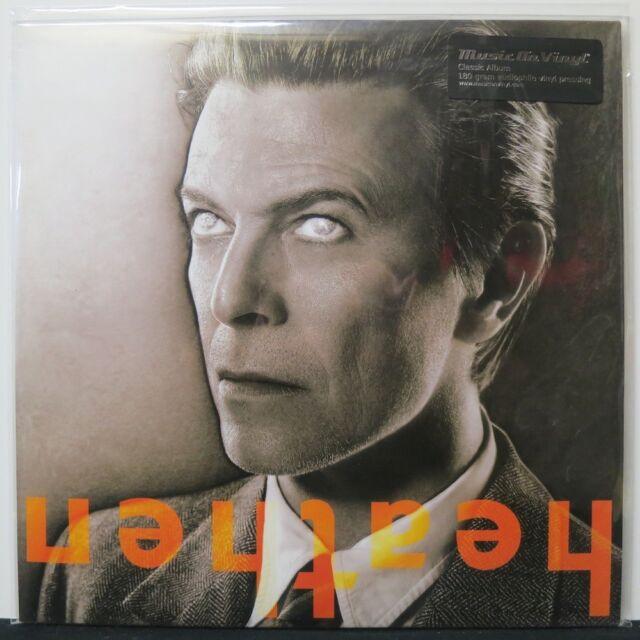 DAVID BOWIE 'Heathen' MOV Audiophile 180g Vinyl LP NEW/SEALED