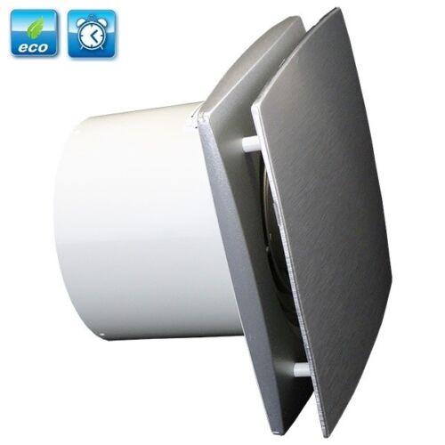 Badlüfter Wandlüfter Kleinraumlüfter WC Lüfter leise dalap BFAZ ECO 100mm 41021