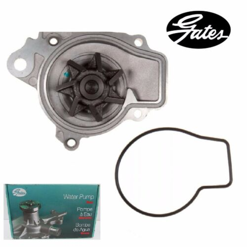 GATES Engine Water Pump for Honda Civic del Sol S; 1.5L;SOHC;Non V-Tec 1993-1995