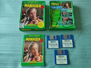 Commodore-Amiga-Championship-Manager-93-Domark-Tested-and-Working-damaged