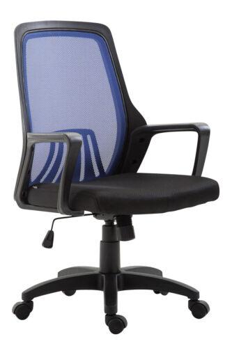 Bürostuhl Clever Drehstuhl mit Netzbezug Bürosessel Chefsessel Schreibtischstuhl