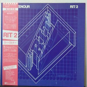 LEE RITENOUR RIT/2 ELEKTRA P-11292 Japan OBI VINYL LP
