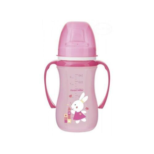 6M CANPOL BABIES EASYSTART Trinklernbecher 240ml Trinklernflasche Flasche Kind