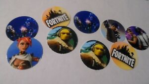 Pre Cut One Inch Bottle Cap Images Video Game Gaming System Free Shipping