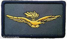 Patch Brevetto Aviazione Pilota civile araldica,militaria collezionismo
