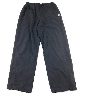 Adidas Da Donna Nero 3 Righe Foderato Rete Athletic Pantaloni Grande Essere Famosi Sia A Casa Che All'Estero Per Una Lavorazione Squisita, Un Abile Lavoro A Maglia E Un Design Elegante