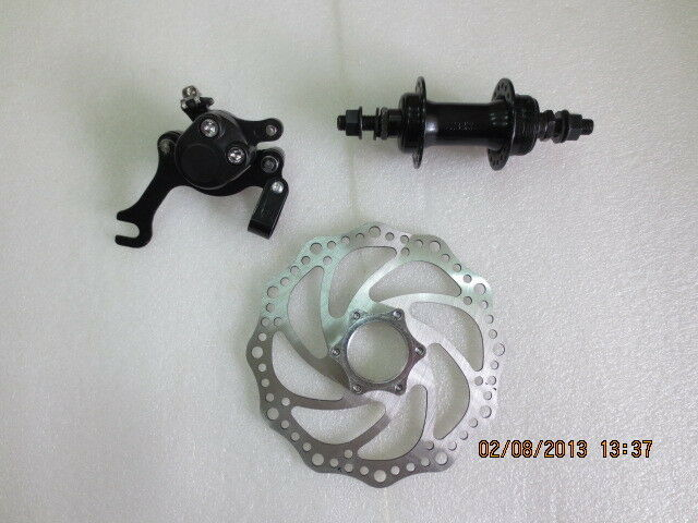 Disc brake conversion kit for all bike(front)