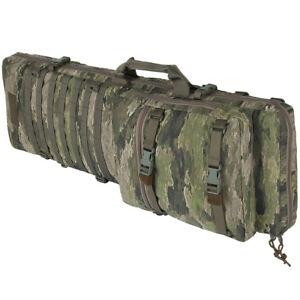 Wisport 100cm Tactical Case Rifle Gun Hunting Fishing Backpack A-TACS IX