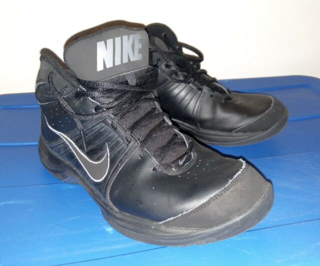Buy Nike The Overplay VI Men s Basketball Shoe 443456-002 Black ... a79930d1b