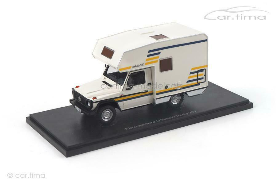 Mercedes-Benz G bimobil Husky  235-autocult - 1 43 - 09006 - 1 OF 333  bon shopping