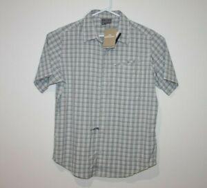 Kathmandu-Short-Sleeve-Button-Up-Shirt-Size-Men-039-s-Medium-BNWT