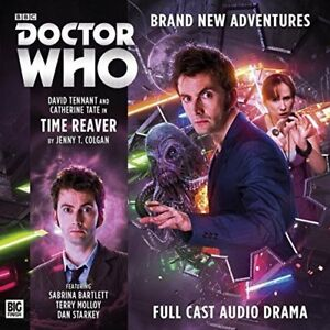JENNY-T-COLGAN-DOCTOR-WHO-TIME-REAVER-CD-NEW