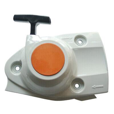 Recoil Pull Start Rewind Starter Fit STIHL TS410 TS420 Chainsaw Cutoff Engine