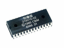 318018-02 BASIC LOW ROM Chip IC für Commodore C128 D DCR CR MOS CSG CBM (Z0G279)