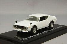 CAR-NEL 1/64 NISSAN Skyline GT-R KPGC110 Custom Ver.White CN640008 Best Buy