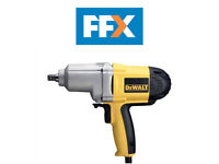Dewalt Dew292l 110v Impact Wrench 1/2in