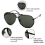 MIRROR-034-Posche-034-OVERSIZED-Women-Sunglasses-Aviator-Flat-Top-Square-Shadz-GAFAS thumbnail 3