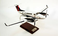 Beechcraft King Air 250 Desk Top Display Model Private 1/32 Aircraft ES Airplane