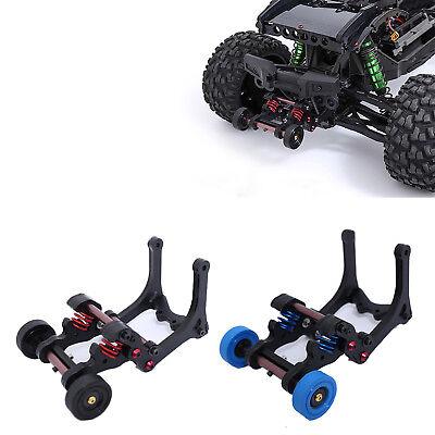 Assembled Wheel Wheelie Bar Parts For 1 5 Traxxas Xmaxx X Maxx Rc Car Ebay