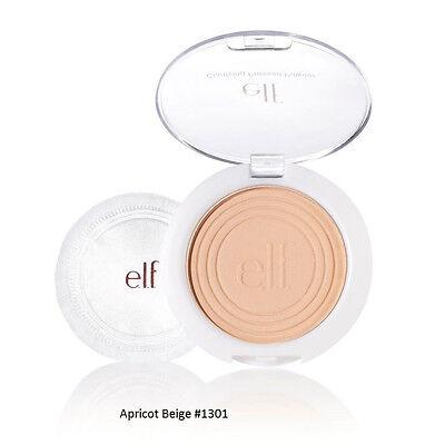 E.L.F. Essential Clarifying Pressed Powder NIP ELF Flawless Face Powder choose