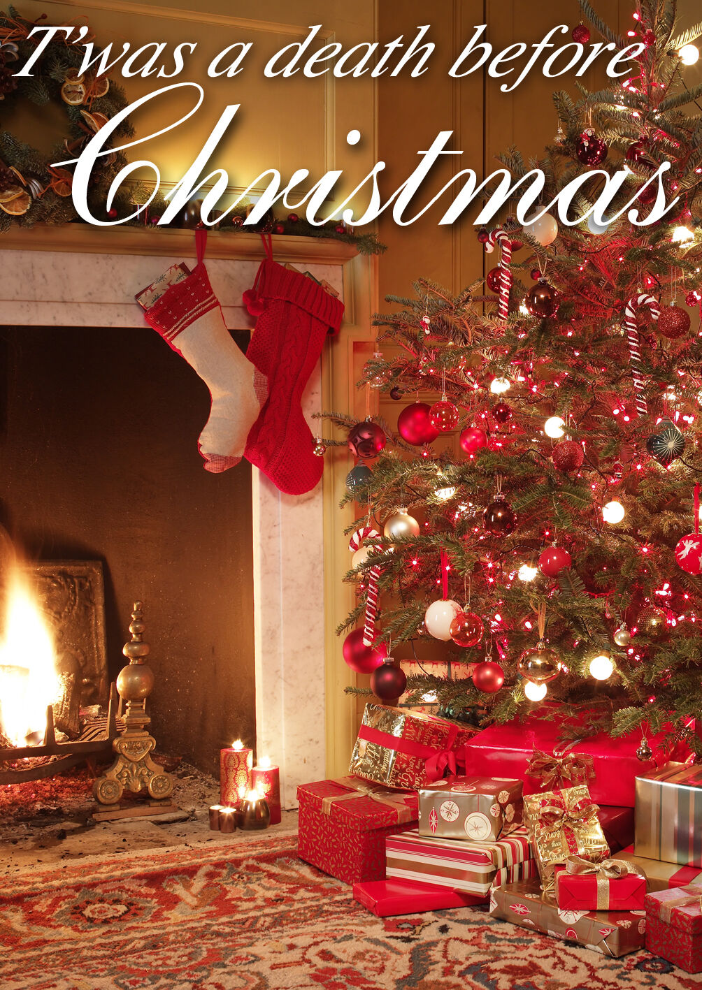 Es war ein tod vor weihnachten - 6, 8, 10, 12 spieler spielen