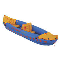 Coleman Inflatable Sevylor Rogue 2-Person Durable Kayak