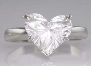 Diamond-Heart-Shape-Solitaire-Ring-1-50ct-Certified-D-IF-VG-Solid-Platinum