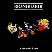 "Angelo BRANDUARDI ""cercando L 'ORO"" CD NUOVO"