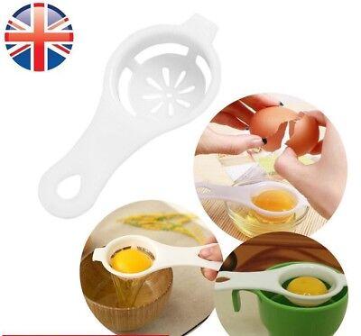 Vendeur Britannique * 1X blanc d/'œuf Séparateur Outil Pâtisserie Cuisine Tamis Séparateur