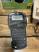 New Listingdymo Labelmanager 280 Label Maker Rechargeable Works