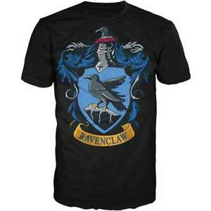 Officiel-Sous-Licence-HARRY-POTTER-raveclaw-Light-Logo-T-Shirt