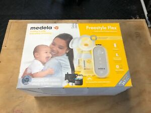 New Medela Freestyle Flex Double Electric 2 Phase Breast Pump