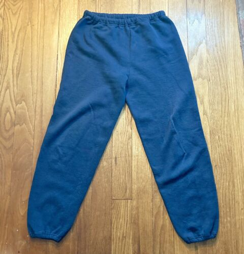 Vintage 90s Russell Athletic Blue Sweatpants Made