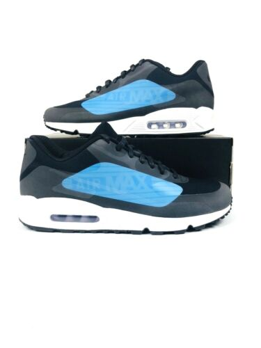 Nike Air Max 90 NS GPX AJ7182-002 New Men/'s Black//Blue Running Training Shoes