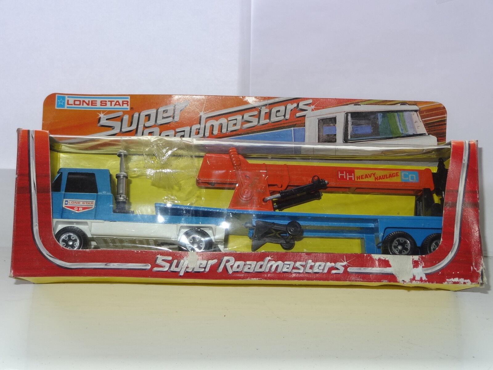 artículos novedosos LoneEstrella camión grúa súper Roadmasters Articulado Articulado Articulado  venta al por mayor barato