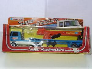 Camion à grue articulée Lonestar Super Roadmasters