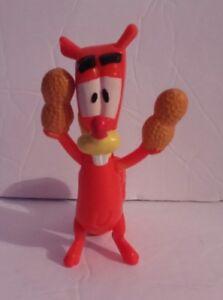 2007 Mcdonalds Cartoon Network Toy Squirrel Boy Nutty Rodney 6 Ebay