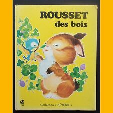Collection Rêverie ROUSSET DES BOIS Claude Lanssade Matal 1977