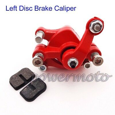 Disc Brake Caliper For 33cc 43 49cc 50cc Goped Stand Up Gas Scooter Pocket Bike