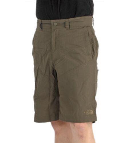NEW The North Face Mens Horizon Cargo Shorts Asphalt Gray Brown Hiking 36 38