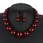 Fashion-Boho-Crystal-Pendant-Choker-Chain-Statement-Necklace-Earrings-Jewelry thumbnail 113
