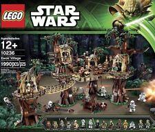 LEGO Star Wars EWOK VILLAGE 10236 New Sealed box - RETIRED SET