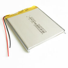 3.7V 2500mAh Lipo Battery 3.7V Rechargeable For power bank PAD Cell phone 505573