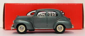 Somerville-Models-1-43-Scale-149-1949-Vauxhall-Velox-L-Type-Green