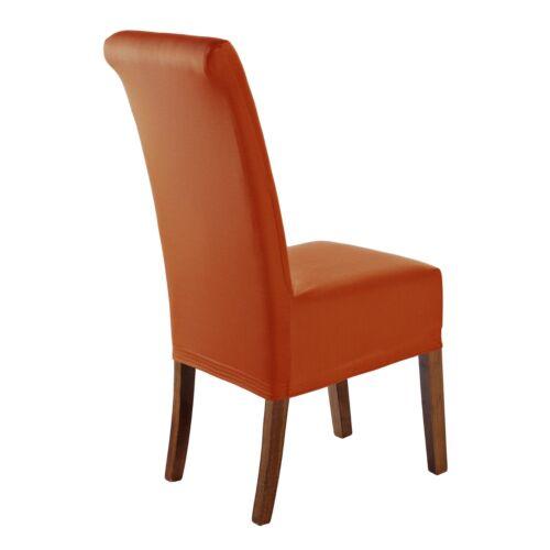 Marie Fleckschutz Wasserabweisend Stuhlhusse bielastisch Stuhlbezug Lotus Effekt
