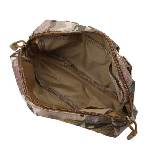 Outdoor Traveling Gear Molle Pouch Military Tool Tactical Magazine Storage Bag