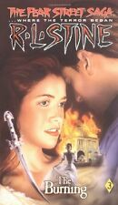 Fear Street Saga: The Burning 3 by R. L. Stine (1993, Paperback)